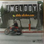 "LP ✦ DEKE DICKERSON ✦ ""The Melody""  Great Rockabilly & Rockin' Country. Hear♫"
